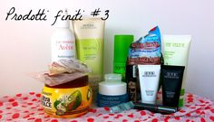 Sweety Reviews: Prodotti finiti #3