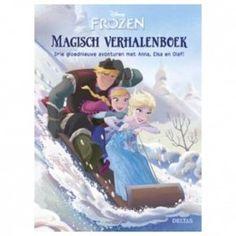 Disney Frozen - magisch verhalenboek