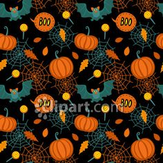 Wallpaper and halloween clipart image | Clipart.com