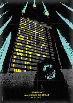 Attack the Block poster by Daniel Norris
