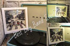 Personalised Beatles frame Abbey Road Beatles album Abbey road album cover Beatles lego frame Abbey road lego frame John lennon gift