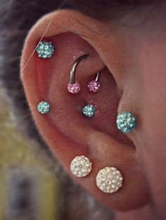 Cool Ear Piercings to Try This Summer at MyBodiArt - Piercing Jewelry for  Cartilage, Tragus, Rook, Helix