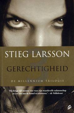 Beschrijving van Gerechtigheid - Stieg Larsson, Tineke Jorissen-Wedzinga