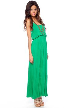 This gives me hope that I infact CAN wear a maxi-dress with wedges even if it is a teensy-too-short.