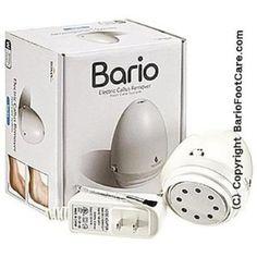 Bario Electric Callus Remover