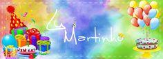Território nº 6: Promoção de Aniversário do Blog Lu Martinho