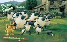 Shaun the Sheep - my kids LOVE this show
