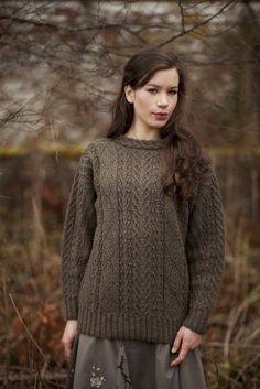 Fern   - Just one of Alice Starmore's beautiful sweaters