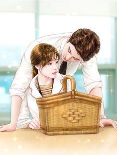 Manga Couple ❤❤My Secret Romance❤❤ Cute Couple Drawings, Cute Couple Art, Anime Couples Drawings, Anime Couples Manga, Cute Drawings, Fantasy Couples, Romantic Anime Couples, Cute Anime Couples, Manga Couple