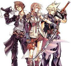 •Final Fantasy•