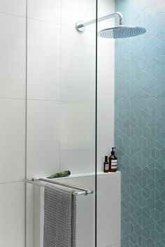 Enjoy A Variety Of Shapes And Jet Types In Your Rain Shower. Learn More  About