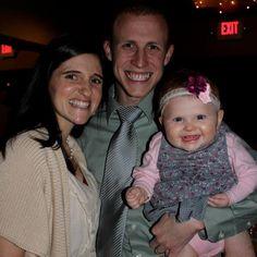 John Paul, Sheila, and Mara