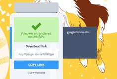 service de transfert de gros fichiers
