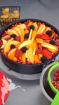 Blog von Kuchenfee Lisa über Rezepte aus Konditoreien. klassische Obsttorte