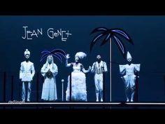 Robert Wilson / Odéon-Théâtre de l'Europe - Les Nègres van Jean Genet - deSingel.be