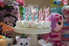 marshmallow straws