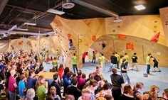 Groupon - $ 16 for One-Week Beginner Rock-Climbing Package at The Bloc climbing + fitness ($30 Value)  in Bear Canyon. Groupon deal price: $16