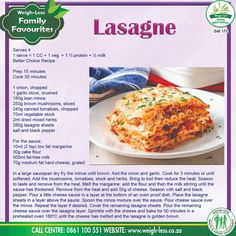 Lasagne Recipes, Pasta Recipes, Pasta Meals, Fun Baking Recipes, Cooking Recipes, Healthy Recipes, Old Fashioned Dinner Recipe, Tasty Dishes, Food Dishes