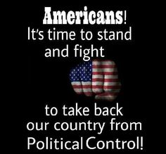 PLEASE VOTE ALL CHRISTIANS, TURN AMERICA AROUND!!!!! We're not asking you to turn away from God, but to turn away from the dictatorship that is bearing down on our country. We the People means exactly that! WE THE PEOPLE.