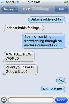 When these two bros harmonized: | 16 Times Guys Got Real With Each Other Over Text