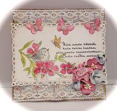 Sininen lintu / kortti nro 170/2012