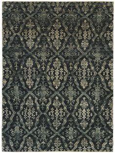 St Antonio Sari Silk rug by Luke Irwin. via the designer's shop