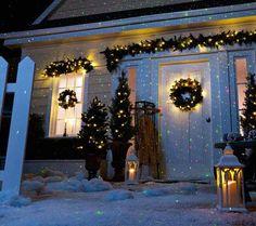 38 Best Moving Laser Christmas Lights Images Laser