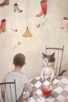Illustration by Ayano Imai (born 1980).
