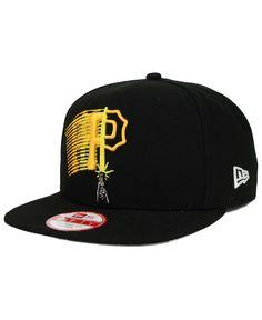 New Era Pittsburgh Pirates Star Wars Logoswipe 9FIFTY Snapback Cap