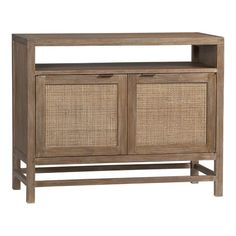 """Blake Grey Wash 42"""" Media Console in Media Stands, Consoles 