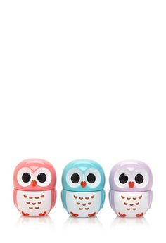 Owl Lip Balm Set | Forever 21 - 1000099193