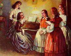 Louis Jambor, Little Women