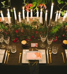 """Tolle Tischdekoration: """"Herzlich Willkommen"""" von Stefanie Luxat"""