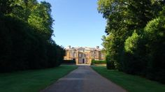 Upton House, Warwickshire. Beautiful Art Deco house with an amazing art collection