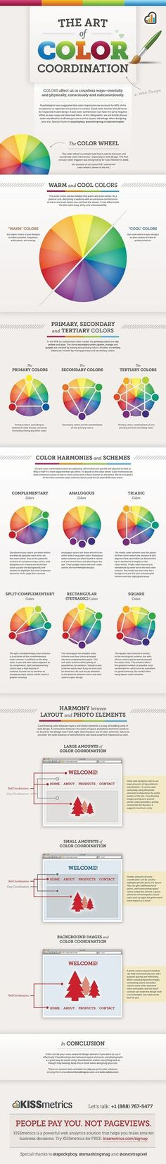 The Art of Color Coordination by jules564