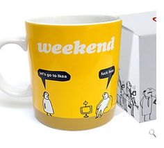 My new weekend mug