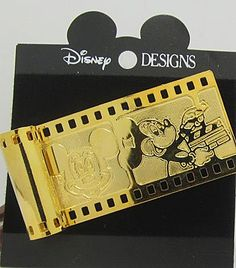 Disney Mickey Mouse Collectible Film Pin