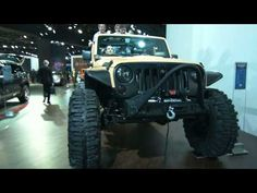 How Many Influencers Can You Pile Into the #Mopar #Jeep Sand Trooper #Concept - Life of Anton
