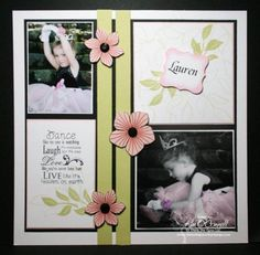 Dance by Mrsoke by MrsOke - Cards and Paper Crafts at Splitcoaststampers