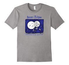 Durant l'Eclipse - 2017 Solar Eclipse Vintage Art T Shirt