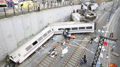 В Испании из-за превышения скорости произошло крушение поезда - http://leninskiy-new.ru/v-ispanii-iz-za-prevysheniya-skorosti-proizoshlo-krushenie-poezda/  #новости #свежиеновости #актуальныеновости #новостидня #news