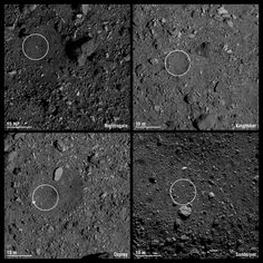 NASA Selects Final Four Site Candidates for Asteroid Sample Return | NASA