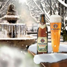 Paulaner Cerveza Paulaner, All Brands, World, Beer