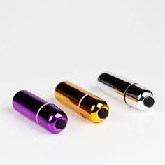 Bala vibradora BALL, en 3 colores