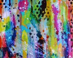 Abstract Canvas Abstract Painting - Contemporary Art - Home Decor Painting