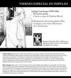 alpialdelapalabra: Agrupación Gente de Arte y Letras Impulso
