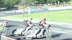 Finallauf und Sieg - #Speedway  #Motocros Bundesliga Finale Deutsche Mei...