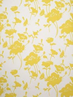 Yellow floral - florence broadhurst fabrics wallpaper rugs.jpg