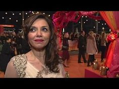 The Second Best Exotic Marigold Hotel: Lillete Dubey London Premiere Interview -- -- http://www.movieweb.com/movie/the-second-best-exotic-marigold-hotel/lillete-dubey-london-premiere-interview