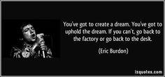 Eric Burdon Quotes. QuotesGram